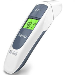 Digital Ear Thermometer for Kids