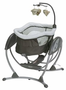 DreamGlider Gliding Swing And Sleeper By Graco