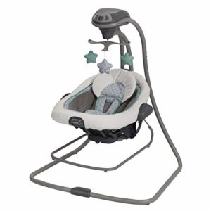mamaRoo 4 Bluetooth-Enabled High-Tech Baby Swing By 4moms