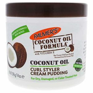 Palmer's Coconut Oil Formula Curl Condition Hair Pudding