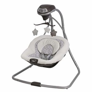 Simple Sway Baby Swing By Graco