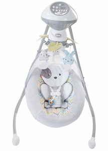 Sweet Sungapuppy Dreams Cradle 'n Swing By Fisher-Price