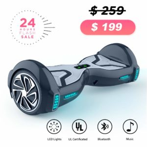 TOMOLOO Hoverboard For Kids And Adults