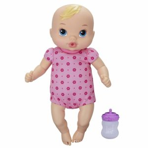 Baby Alive Luvn Snuggle Baby Doll Blond