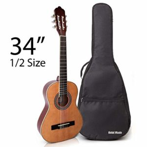 Classical Guitar with Soft Nylon Strings by Hola