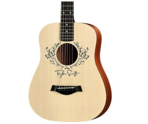 Taylor Swift Signature Baby Taylor Acoustic Electric Guitar
