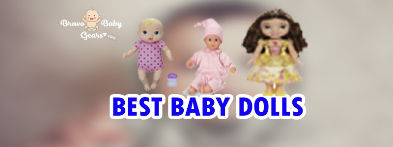 best baby doll for 5 year old