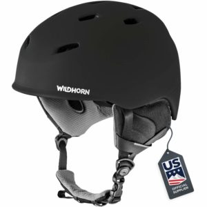 Drift Snowboard & Ski Helmet By WildHorn Outfitters