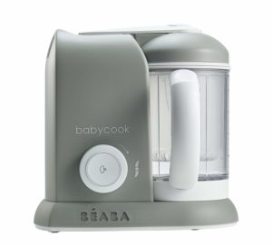 BEABA Babycook 4 in 1 Steam Cooker & Blender