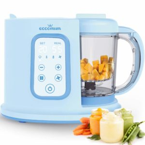 Baby Food Maker Eccomum Baby Food Processor