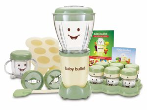 Magic Bullet Baby Bullet Baby Care System